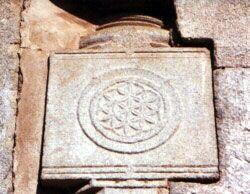 www.vasatidesign.com, Élet Virága, Hampi, India