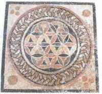 www.vasatidesign.com, Élet Virága, Masada, Israel